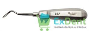 Элеватор №5SA для удаления корней зубов угловой правый