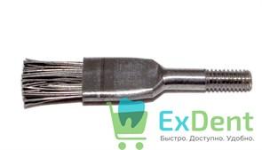 Щетка металлическая для чистки боров (1 шт)