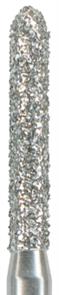 878-014M-FG Бор алмазный NTI, форма торпеда, среднее зерно