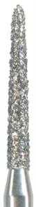 878K-012C-FG Бор алмазный NTI, форма торпеда, коническая, грубое зерно