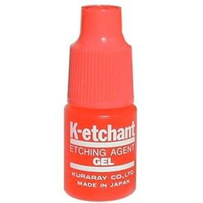 K Etchant Gel (К Етчант)- гель для травления эмали и дентина (6 мл)