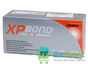 XP BOND (бонд) - однокомпонентная адгезивная система для композитов без ацетона (2 х 4,5 мл)