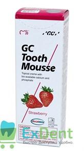 Tooth mousse (ТуссМусс) - мусс для реминерализации зубов (40 г)