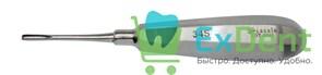 Элеватор №34S для удаления корней зубов прямой 3,5 мм