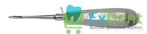 Элеватор №1B для удаления корней зубов прямой