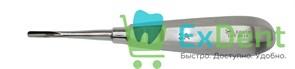 Элеватор №3A для удаления корней зубов прямой