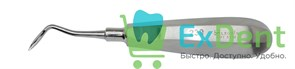 Элеватор №239 для удаления корней зубов угловой правый