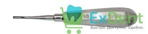 Элеватор №6B для удаления корней зубов прямой