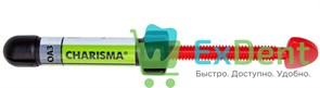 Charisma (Харизма) OA3 - универсальный светоотверждаемый композит на основе стеклонаполнителя (4 г)