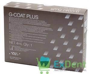 G-Coat PLUS (ДЖИ-Коут ПЛЮС) - светоотверждаемое защитное покрытие для реставрация (4 мл)