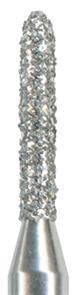 876-009M-FG Бор алмазный NTI, форма торпеда, среднее зерно
