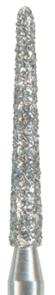 879K-014SC-FG Бор алмазный NTI, форма торпеда, коническая, сверхгрубое зерно