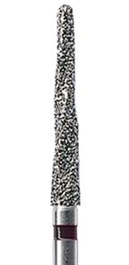 CDS1-016SC-FGL Хирургический инструмент NTI, хвостовик длинный, сверхгрубое зерно, черное кольцо