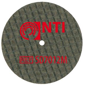 Диск отрезной для металла SD7012M 0.25mm NTI