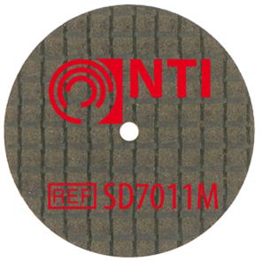 Диск отрезной для металла SD7011M 0.25mm NTI