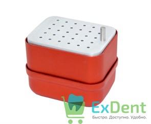 Эндобокс Diadent, малый, квадратный (Type B) на 30 инструментов