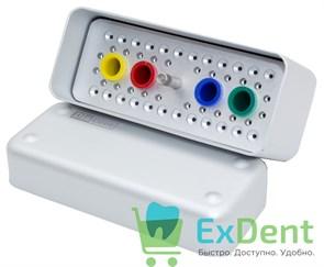 Эндобокс Diadent, малый комбинированный (Type С) на 24 + 24 инструментов