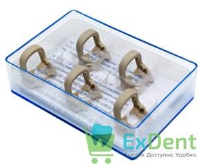 Набор кламмеров для коффердама (раббердама) SoftClamp General Kit  (5 шт)