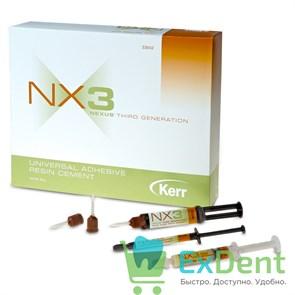 NX3 (ЭнИкс3) Intro Kit - набор цемента для постоянной фиксации (34 г)