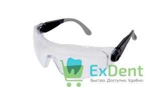 Очки защитные, прозрачные 529 Monoart