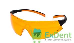 Очки светозащитные оранжевые 546 Monoart