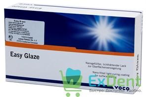 Easy Glaze (Изи Глейс) - светоотверждаемый защитный лак (5 мл)