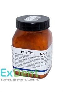 Pele Tim (Пеле Тим) - поролоновые тампончики №2 (5 мм х 1000 шт)