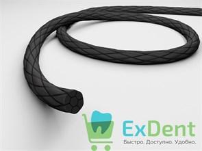 Шовный материал Шелк плетеный - синтетический условно-рассасывающийся