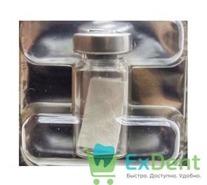 БиопластДент, мембрана (15 х 25 х 0,3 мм) для создания барьера миграции мягких тканей