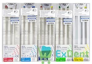 Metal Strips ассортимент (все зерна),№200, №300, №600, №1000, металлические штрипсы, алмазные