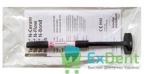 Tetric (Тетрик) N-Ceram A1 - наногибридный рентгеноконтрастный композит (3,5 г)