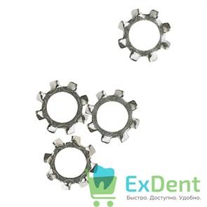 Ретенционные кольца, оцинкованные (1000 шт)