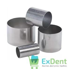 Кольца  металлические №6 / Mould ring 4шт 52423