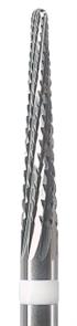 Фреза твердосплавная HF261QCE-023 с крестообразной насечкой и перекрестными лезвиями NTI