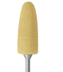 P0654-HP Полир для пластмасс NTI, для прямого наконечника, желтый, без зернистости