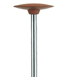 Полир силиконовый коричневый №10, для придания блеска сплавам, амальгаме, композитам и акрилу