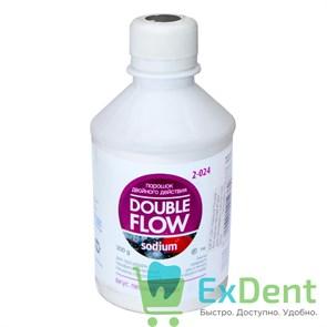 AIR-FLOW порошок Double flow sodium лесная ягода - для процедуры очистки (300 г)