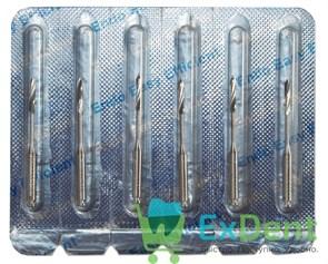 Peeso Enlagers №5, 19 мм, VDW расширитель устьев корневых каналов, машинный (6 шт)