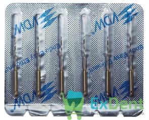 Peeso Enlagers №1, 19 мм. VDW расширитель устьев корневых каналов, машинный (6 шт)