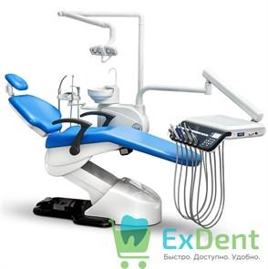 Стоматологическая установка WOSON WOD 550 нижняя подача инструментов