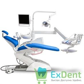 Стоматологическая установка Victor AM8050 new edition верхняя подача инструментов