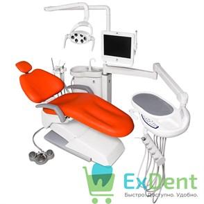 Стоматологическая установка AM8050 (Victor 100) нижняя подача инструментов