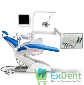 Стоматологическая установка Victor AM8050 new edition нижняя подача инструментов