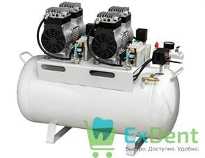 Компрессор TYW-2 (ND140) воздушный безмаслянный, ресивер 65 л, производительность 200 л/мин