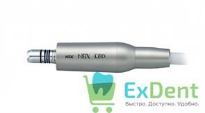 Микромотор электрический NBX LED, встраиваемый, с оптикой, с кабелем NSK