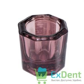 Емкость стеклянная для жидкостей мерная, неградуированная