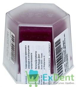 Воск GEO Sticky -  клеевой, розовый прозрачный (75 г)