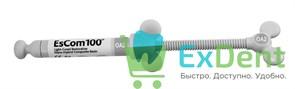 EsCom (Еском) 100 OA2 - наногибридный пломбировочный материал (4 г)