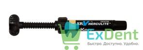 Herculite (Геркулайт) A2 дентин - светоотверждаемый микрогибридный композит (5 г)