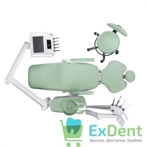 Стоматологическая установка DIPLOMAT LUX DL320, нижняя подача инструментов